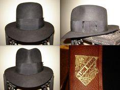 ~1920s fedora~.  Love hats