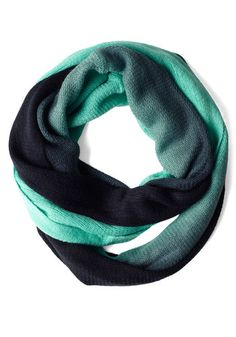 Ombre scarf from Modcloth