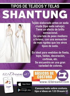 Shantung - Best Sewing Tips Urban Fashion, Diy Fashion, Fashion Tips, Fashion Design, Fashion Ideas, How To Make Clothes, Diy Clothes, Clothing Patterns, Sewing Patterns
