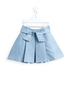 Shop Mi Mi Sol bow detail pleated skirt in Kids 21 Hong Kong from the world's best independent boutiques at farfetch.com. Shop 400 boutiques at one address.