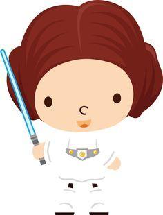 ***Galaxy Wars*** (Princess Leia)