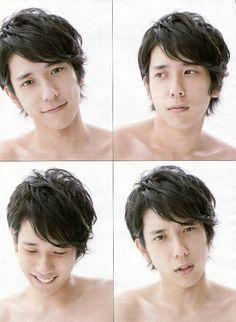 Nino Ninomiya Kazunari, Human Bean, Japan Art, Good Looking Men, Best Actor, Asian Men, Cute Guys, The Magicians, Sexy