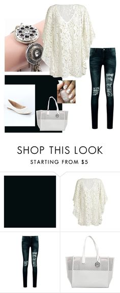 """""""Lace in Fall"""" by klhcollection on Polyvore featuring Boohoo, Emilie M and LC Lauren Conrad"""