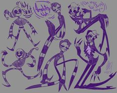 Marionette Fnaf, Something Scary, Fnaf Baby, Cool Art, Awesome Art, Bendy And The Ink Machine, Five Nights At Freddy's, Best Games, Drawing Reference