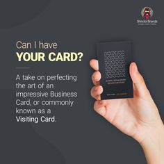 Visiting cards are our pick for making a lasting impression. Many small things go into making that perfect VC. Here is our take on how to do it best... . . #visitingcards #businesscards #businesscardsdesign #graphicdesign #businesscollateral #creativedesign #branding #marketing #brand #digitalmarketing #marketingstrategy #onlinemarketing #brandconsultancy  #brandmarketing #marketingtips #brandstrategy