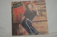 Vintage Gatefold Record Tanya Tucker TNT Album by FloridaFinders, $6.00
