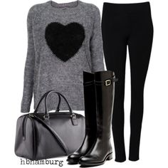 No. 145 - Adorable sweater, created by hbhamburg on Polyvore
