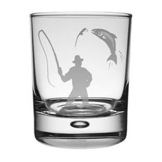 Fisherman Whisky Tumbler . . Sold by TartanPlusTweed.com A family owned kilt and gift shop in the Scottish Borders