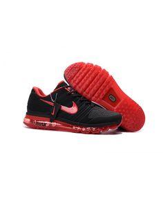 Femme Nike Air Max 2017 Ii Kpu Noir Rouge Chaussures
