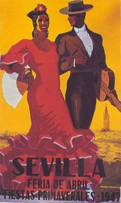 affiche feria 1947