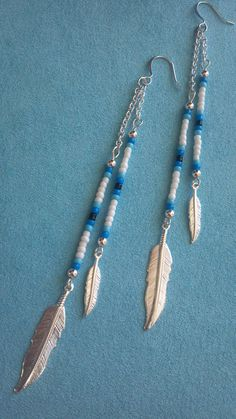 Southwestern Seed Bead Multidangle Shoulder by IvoryWolfTreasures, $6.75