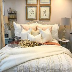 After a crazy week this is the perfect way to bring it to a close. Doesn't it look so cozy?  Stay tuned to our account this upcoming week for some exciting news that you won't want to miss. ••••••••••••••••••••••••••••••••••••••••••••••••••••• #layersbeautifulbedding#gardnervillage#bedding #bed#bedroom#bedroomdesign#bedroominspo#bedroomideas#classyinteriors#finditstyleit#utahstyleanddesign#utahgram #utahliving#instaroom#dreamhome #bedroomgoals…