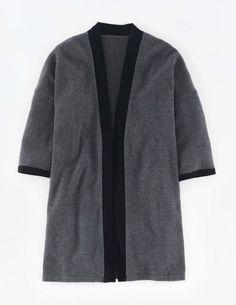 Kimono Coatigan