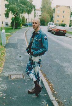 Skinhead bleachers boots