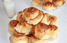 Stačí pár surovín a ráno máte na stole toto úžasné, voňavé, sladké pečivo.
