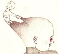 Schizophrenia by maranianthe on @DeviantArt