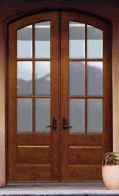 entry doors with glass | Exterior Doors Custom and Stock - Homestead Interior Doors