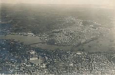 1920 & # 8217; s Aerial Photography