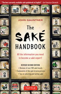 The Sake Handbook is the foremost guide to the history, brewing, and distinctive flavors of sake.   Just what are jizake, namazake and ginjoshu? The Sake Handbook answers all these questions and many more about sake wine, and will help you enjoy Japan's national beverage in style.