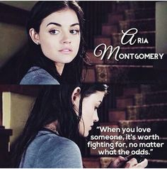 Pll Memes, Youre The One, Lucy Hale, When You Love, Loving Someone, Films, Movies, Pretty Little Liars, Captions