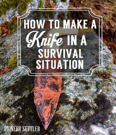 how to make knife, making your own knife, knife making tutorial, make knife
