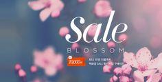 SALE BLOSSOM