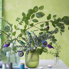 Designers Guild decorations and gift wrap