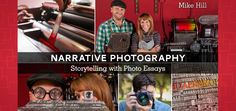 Narrative Photography: Storytelling with Photo Essays, a Craftsy Class