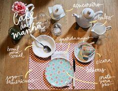 Blog OMG I'm Engaged - Você sabe como montar uma mesa de Café da Manhã?