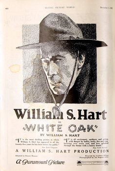1921 - WHITE OAK - Lambert Hillyer - (MOVING PICTURE WORLD, Saturday, December 3, 1921)