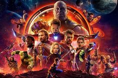 Marvel's third instalment, Avengers: Infinity War has finally hit cinemas today. While fans are busy trying to get a seat in fully booked theaters, a Marvel Avengers, Captain Marvel, Avengers Film, Marvel Fan, Marvel Heroes, Marvel Order, Marvel Comic Universe, Comics Universe, Marvel Cinematic Universe
