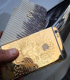 Emmy DE * iPhone case by Golden Concept