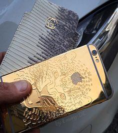 Emmy DE * iPhone case by Golden Concept