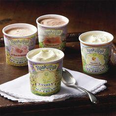 ロスキリーズ 英国認定オーガニックアイスクリーム