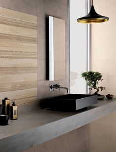 Feng Shui Contemporary Minimalist Bathroom
