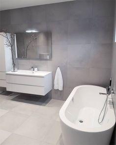 Home Design Ideas: Home Decorating Ideas Bathroom Home Decorating Ideas Bathroom Cute Home Decor, Home Design Decor, Cheap Home Decor, Design Ideas, Grey Bathrooms, White Bathroom, Small Bathroom, Bad Inspiration, Bathroom Inspiration