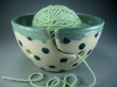 Чашка для вязания
