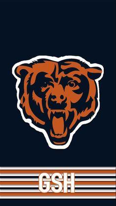 Pin by Jacque Brown on Da Bears...... Bear logo, Chicago