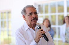 Danilo Medina Visita Provincia De Puerto Plata Y Se Compromete Con Terminar Punta Catalina
