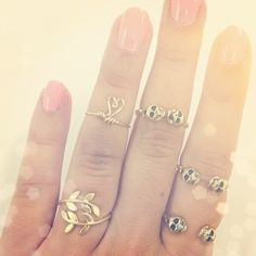 15 Trendy Designs Of Rings For Women And Teenage Girls  - In this article, we will show you some examples of the most fashionable rings to wear whether you are a teenage girl or an adult woman. You should kno... -  adorable-rings-for-women .