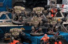 Sneak A Peek At A Whole Host Of Deadzone Minis Coming Soon