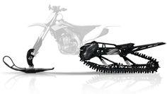 Timbersled - Snow Bike Conversion System