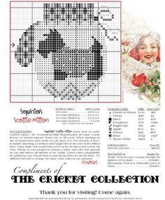The Cricket Collection! - Our Gift to You!
