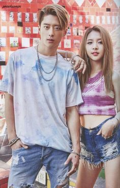 This is KARD right?( please don't bash if not don't know much about them yet)