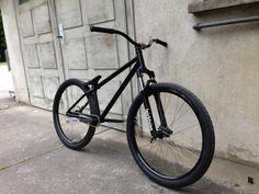 My ns bikes suburban dirt jump bike.