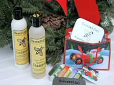 beecology giveaway plus 5 eco friendly stocking stuffers