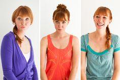 Meta Hair Hacks: 3 Ways to Style Braids in Braids via Brit + Co.