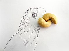 Everyday Objects Turned Into Playful Illustrations by Victor Nunes