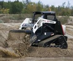 Terex PT-50 Rubber Track Loader Master Part Manual INSTANT Download
