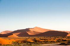 Namibia i Afrika. Äventyrsresor med Odd Explorer.